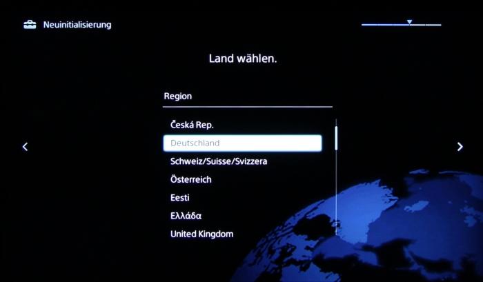 Sony KDL50W805 Screenshot 2