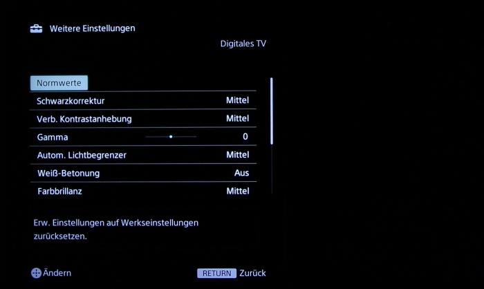 Sony KDL50W805 Screenshot 21