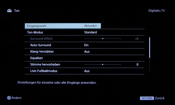 Sony KDL50W805 Screenshot 24