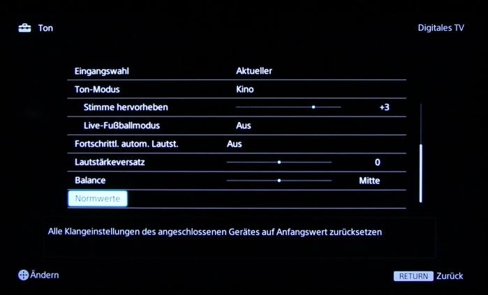 Sony KDL50W805 Screenshot 26