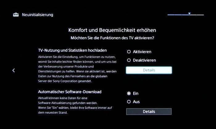 Sony KDL50W805 Screenshot 3