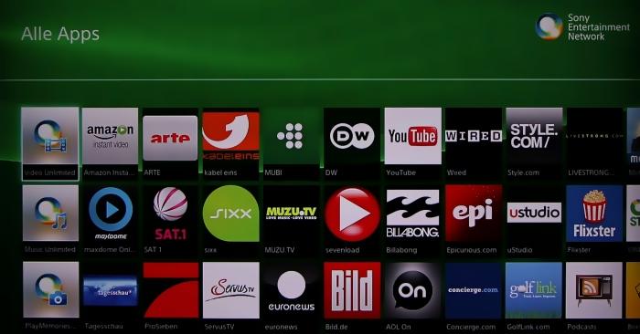 Sony KDL50W805 Screenshot 31