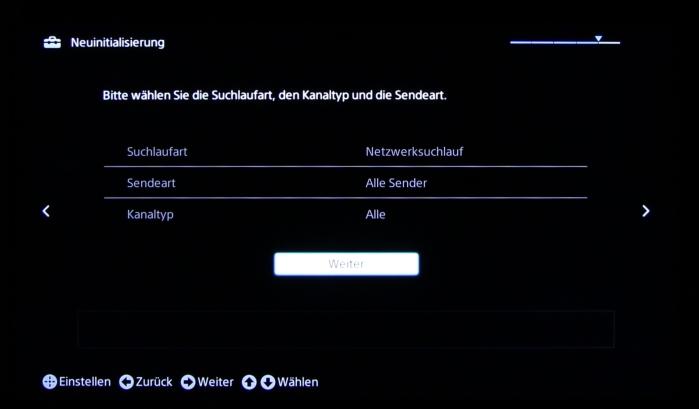 Sony KDL50W805 Screenshot 7