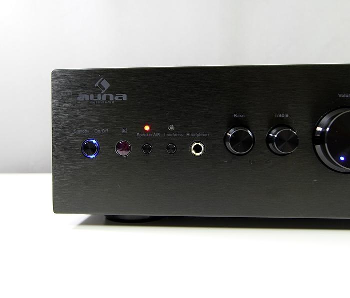 Auna CD-708 Bedienelemente Front2
