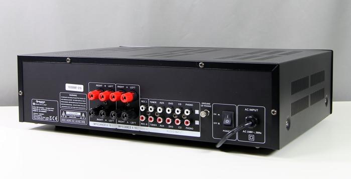 Auna CD-708 Rueckseite Seitlich2