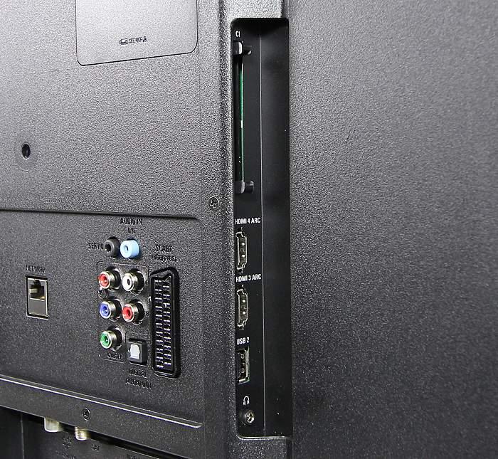 Philips 55PFK7189 Anschluesse Rueckseite1