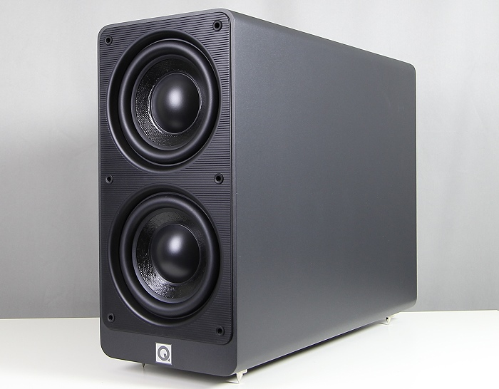 Q Acoustics 2000i Cinema Pack 2070Si Front Seitlich3