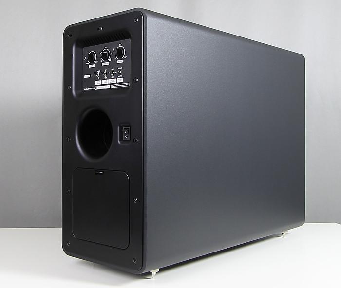 Q Acoustics 2000i Cinema Pack 2070Si Rueckseite Seitlich1