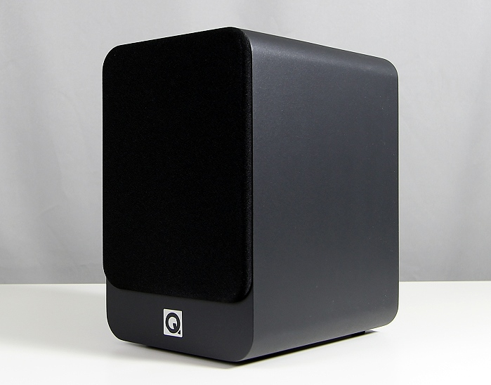Q Acoustics 2010i Cinema Pack 2000i Front Seitlich2