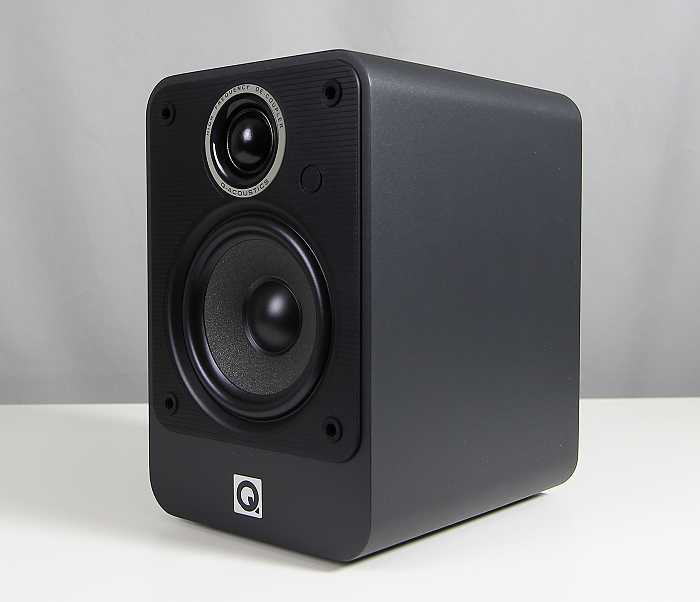 Q Acoustics 2010i Cinema Pack 2000i Front Seitlich3