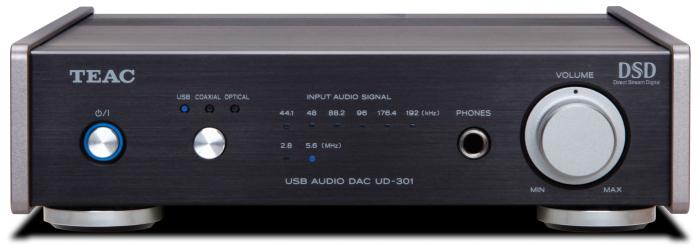 TEAC UD-301-B
