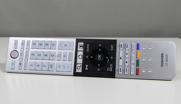 Toshiba 55M7463D Fernbedienung2