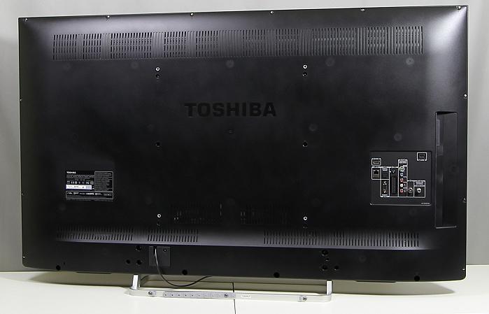 Toshiba 55M7463D Rueckseite Seitlich2