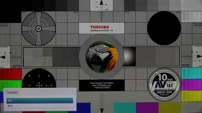 Toshiba 55M7463D Screenshot 30
