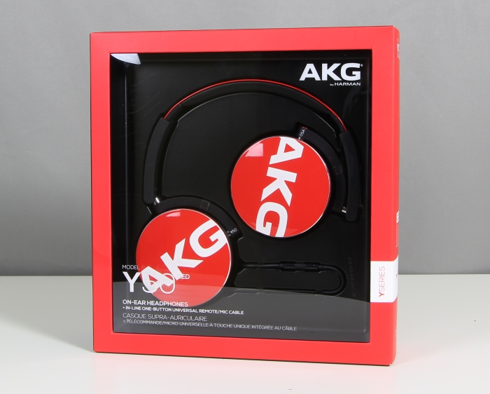 AKG Y50 1