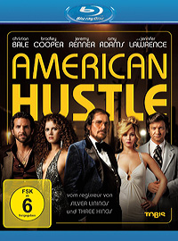 American Hustle Blu-ray Disc