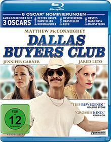 Dallas Buyers Club Blu-ray Disc