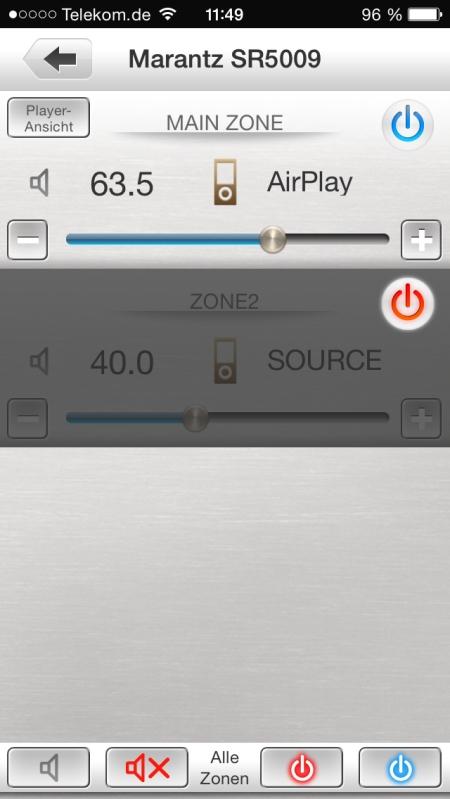 Marantz SR5009 App 12