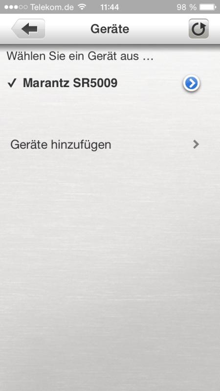 Marantz SR5009 App 4