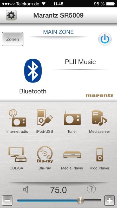 Marantz SR5009 App 5