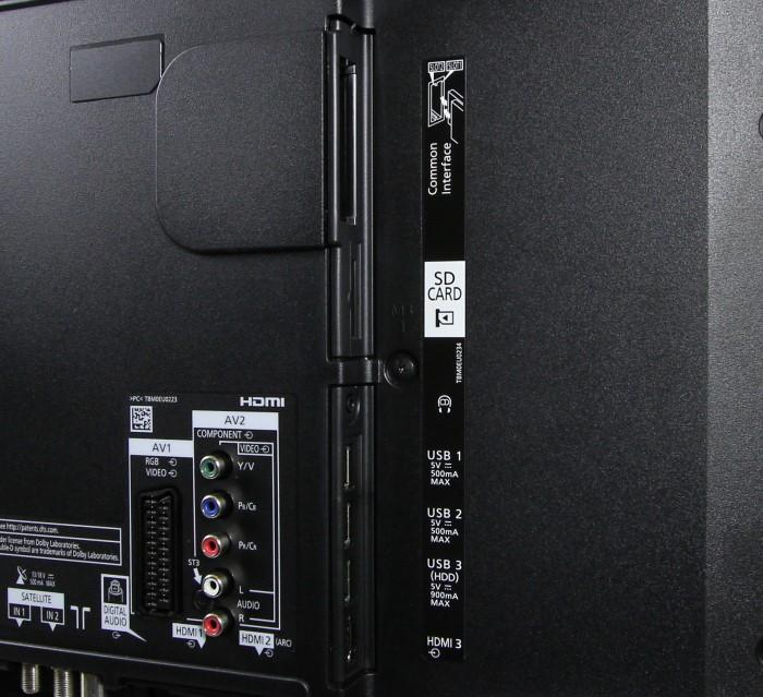 Panasonic TX-55ASW754 Anschluesse Rueckseite3