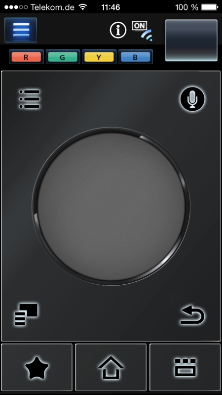 Panasonic TX-55ASW754 App 4