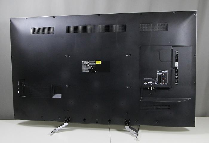 Panasonic TX-55ASW754 Rueckseite Seitlich1