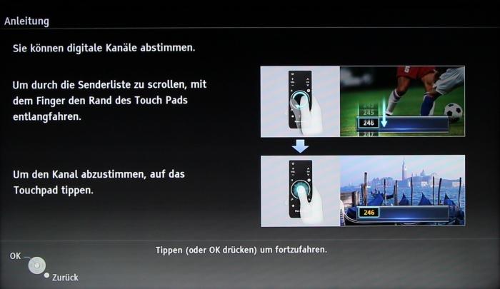 Panasonic TX-55ASW754 Screenshot 11