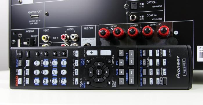 Pioneer VSX-529 Fernbedienung