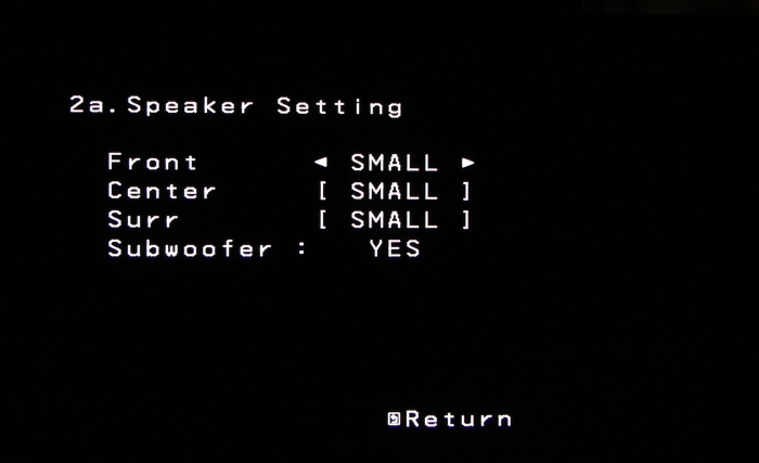 Pioneer VSX-529 Screenshot 3