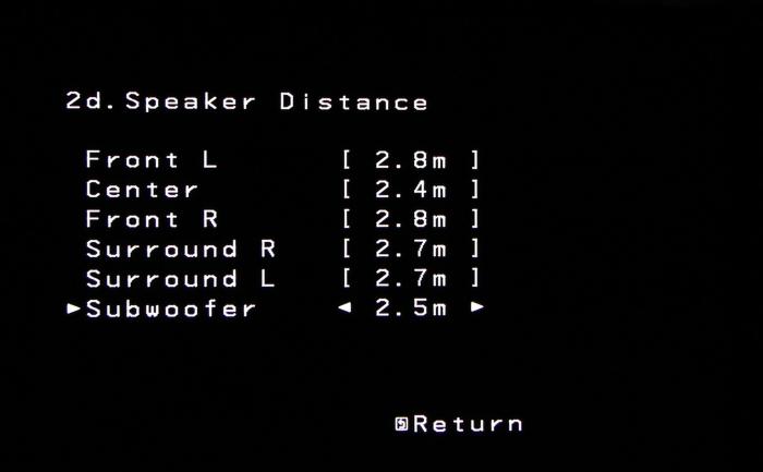 Pioneer VSX-529 Screenshot 4