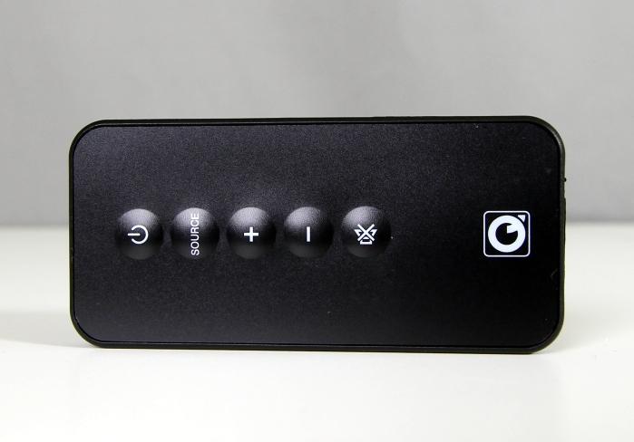 Q Acoustics M4 Fernbedienung