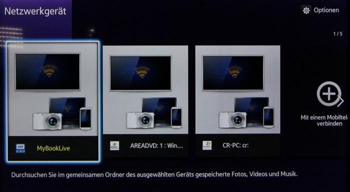 Samsung UE65HU7590 Screenshot 16