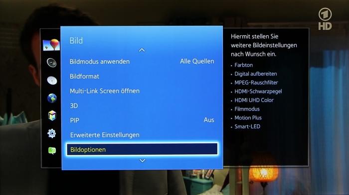 Samsung UE65HU7590 Screenshot 20