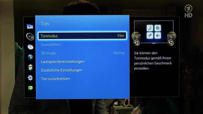 Samsung UE65HU7590 Screenshot 22