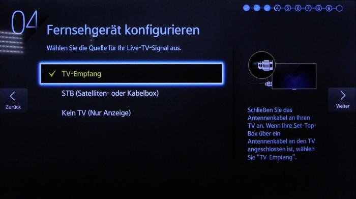 Samsung UE65HU7590 Screenshot 4