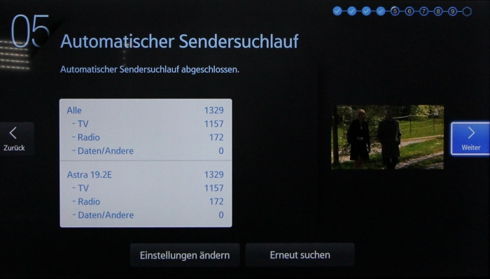 Samsung UE65HU7590 Screenshot 8
