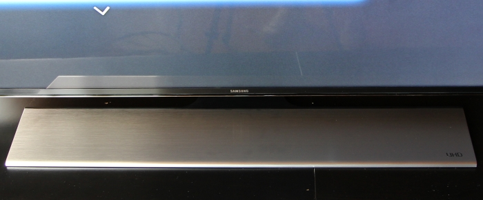 Samsung UE65HU7590 Standfuss Front