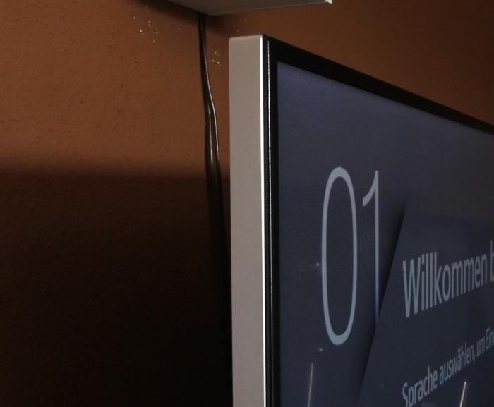 Samsung UE65HU7590 Verarbeitung2