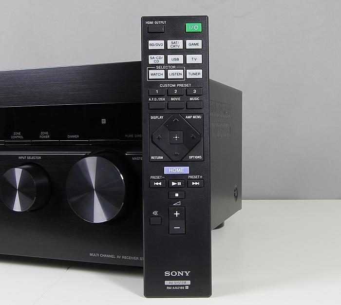 Sony STR-DN1050 Fernbedienung