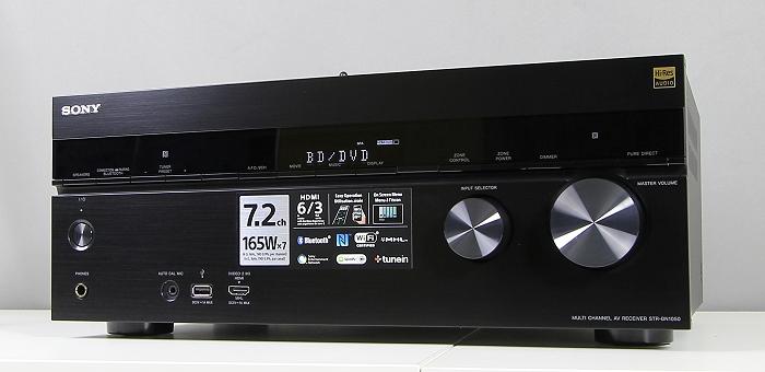 Sony STR-DN1050 Front Seitlich8