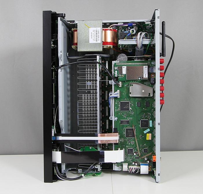 Sony STR-DN1050 Innenleben Gesamt