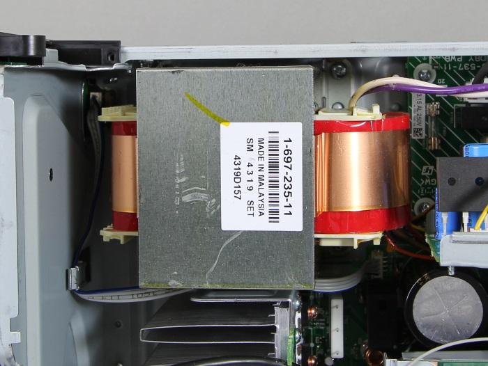 Sony STR-DN1050 Innenleben3