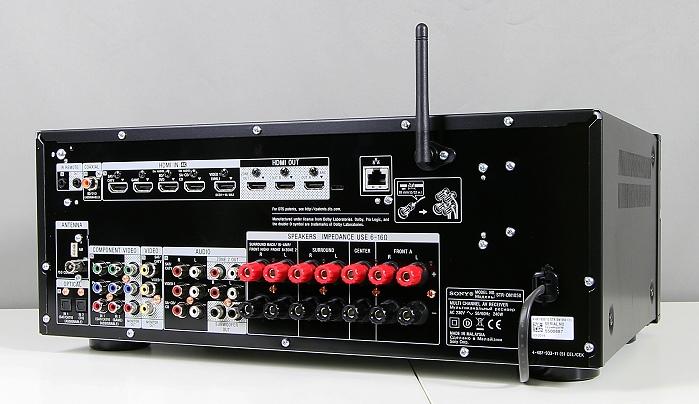 Sony STR-DN1050 Rueckseite Seitlich2