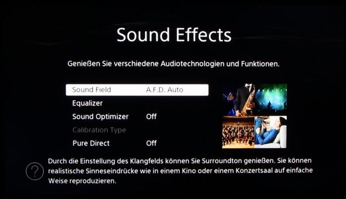 Sony STR-DN1050 Screenshot 5