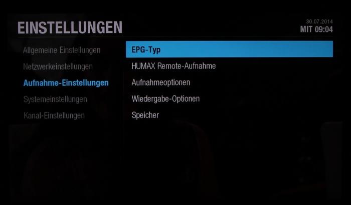Humax iCord Pro Screenshot 21