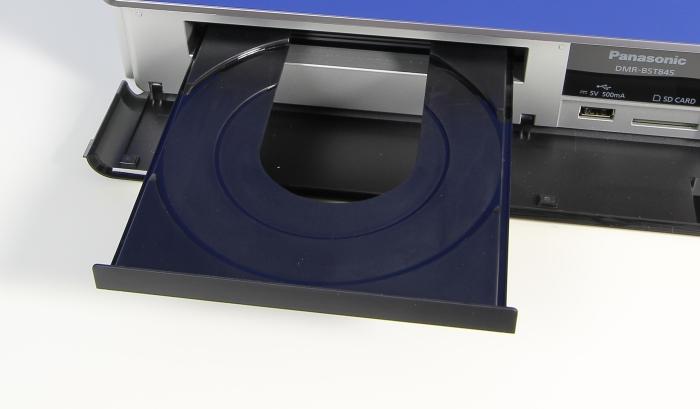 Panasonic DMR-BST845 Disc Schublade