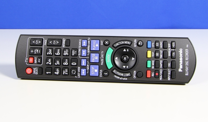 Panasonic DMR-BST845 Fernbedienung