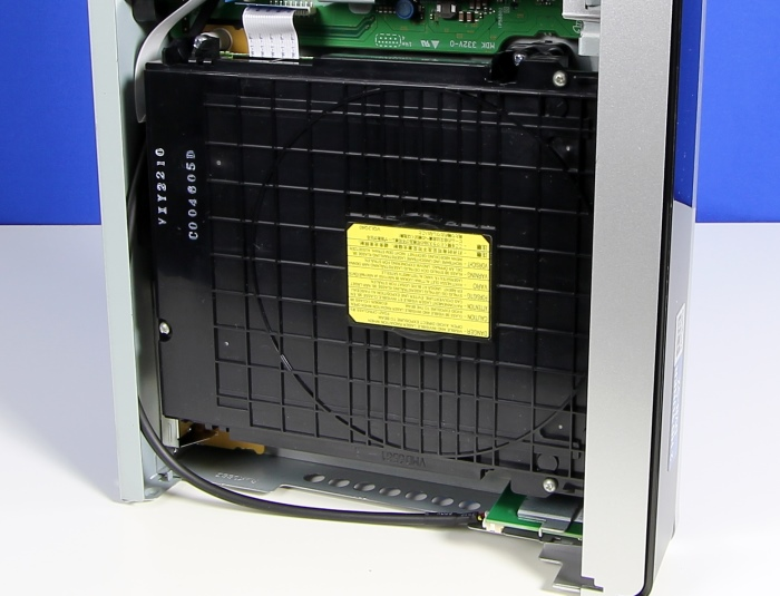 Panasonic DMR-BST845 Innenleben1