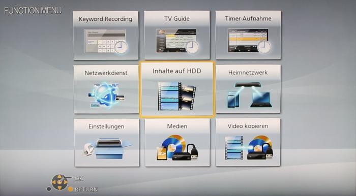Panasonic DMR-BST845 Screenshot 17